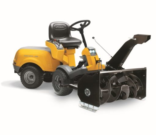 Park Royal 4 WD_Snow thrower -13