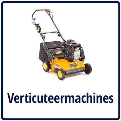 Verticuteermachines